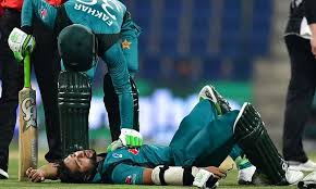 Imam clears scans,  rejoins team after scary blow to the helmet: PCB