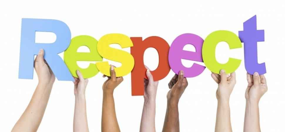 Respect the popular sentiment