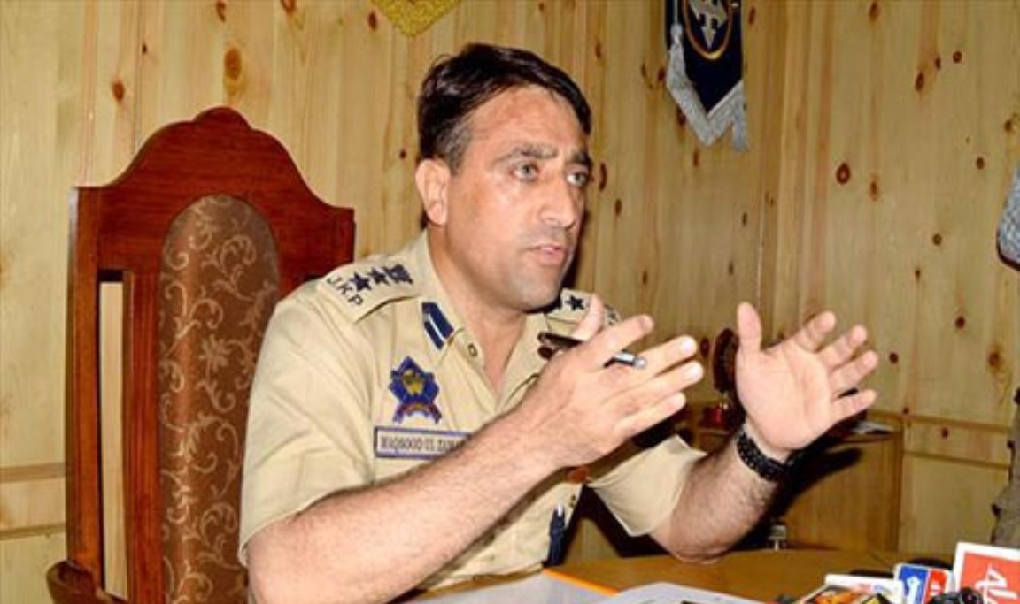 Kashmir cries witch-hunt of local police officers In dozens of cases, singling out 4 cops and 1 SSP raises brows